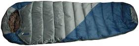 ZVR Fluffy Ultra Warm Dual Tone Sleeping Bag  (Multicolor)