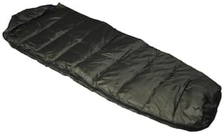 ZVR The North Face Military Green color Sleeping Bag  (Green)