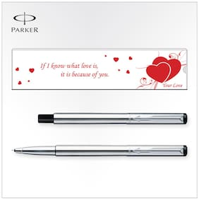 Parker Vector SS CT Roller Ball Pen (M-2)