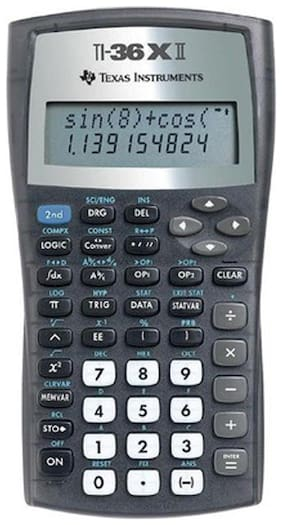 Texas Instruments Scientific - Battery Powered