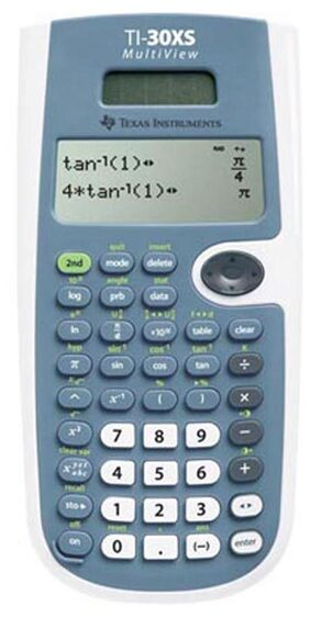 Texas instruments TI-30XSMV Scientific Calculator