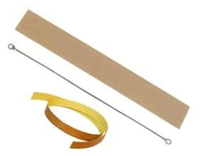 12'' Sealing Machine Teflon & Metal Strip