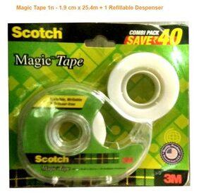 3M Scotch Magic Tape Dispenser Combi Pack