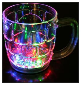 6- Color Changing Led Mug (Automatic Lights)