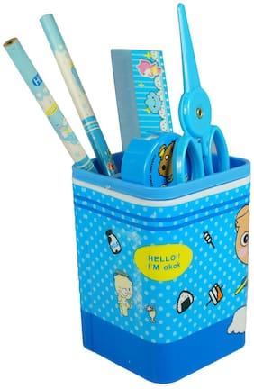 6 in 1 Pen & Pencil Holder Gift Set