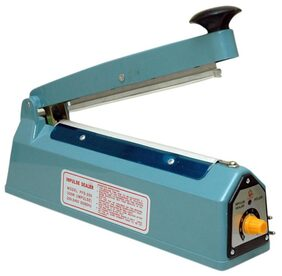 """8 """" Hand Sealing Machine 200 MM For Plastic Packaging Super Fast/Seal"""