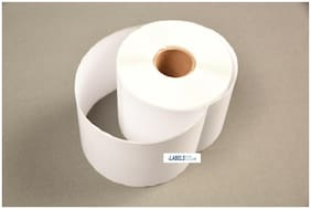 8 Rolls 99019 Dymo   4XL Compatible PayPal Postage Thermal Labels, 150 per roll