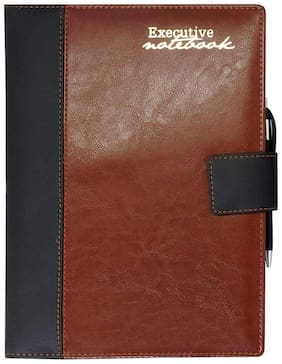A4 Executive (Brown With Black) (HB)
