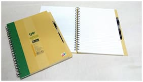 A4 Note Book (2 pcs)