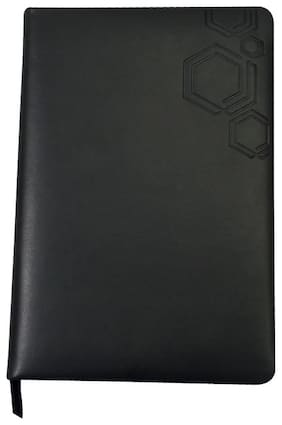 A5 NOTEBOOK CHANGER WITH FOAM-BLACK