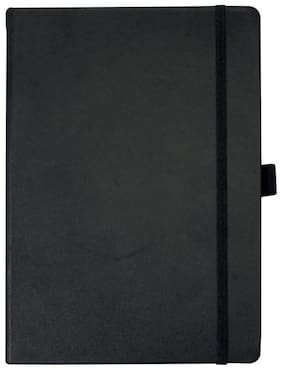 A5 NOTEBOOK - BLACK