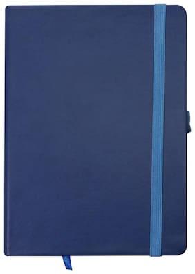 A5 NOTEBOOK- ROYAL BLUE