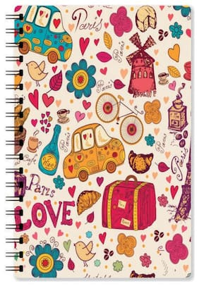 A5 Size Daily Planner (mm)