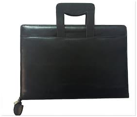 Aahum  Sales Black Executive File Folder B4 With Adjustable Handle