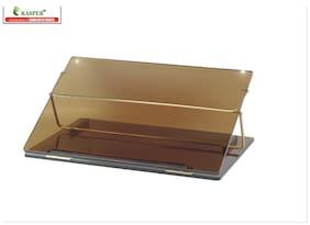 Rasper Smoke Acrylic Writing Desk Acrylic Table Top Elevator (SMALL SIZE 16x12 Inches) Premium Quality 8MM