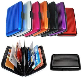 Aluma Wallet Designer Card Holder