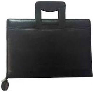 Magpie Collections Black Executive File Folder B4 With Adjustable Handle