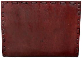 Anshika International Real Vintage Leather Handmade paper Notebook Diary For -Size of 4x6 inch