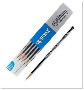 Apsara Platinum Extra Dark Pencil Pack of 10