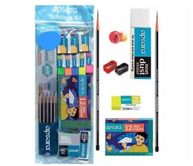 Apsara Scholar's Kit (Pack of 2)