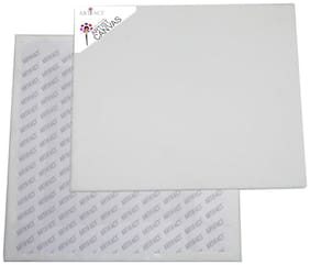 Artifact Cotton Medium Grain Canvas Board 12x18(Set of 2)