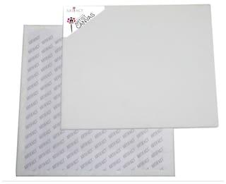 Artifact Cotton Medium Grain Canvas Board 14x18(Set of 2)