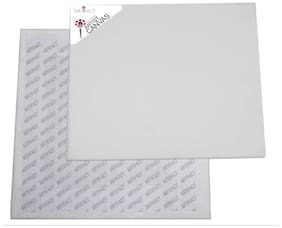 Artifact Cotton Medium Grain Canvas Board 4x6(Set of 6)