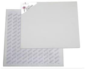 Artifact Cotton Medium Grain Canvas Board 4x6(Set of 6)