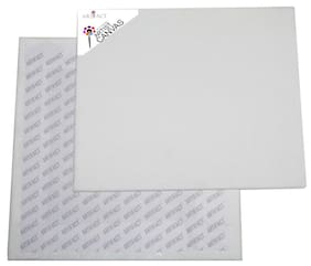 Artifact Cotton Medium Grain Canvas Board 12x12(Set of 2)
