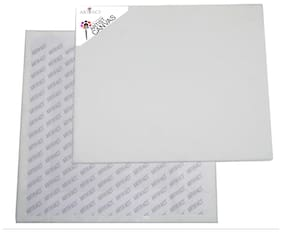 Artifact Cotton Medium Grain Canvas Board 16x20(Set of 2)
