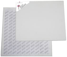 Artifact Cotton Medium Grain Canvas Board 10x12(Set of 2)
