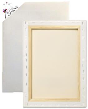 Artifact Medium Grain Stretched Canvas - 18 x 18