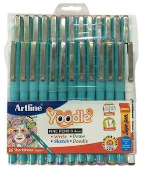 Artline Yoodle Fine Pen (25 Colours)
