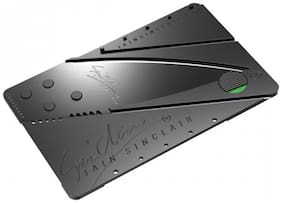 Aryshaa Best Quality Credit Card Size Folding Knife.