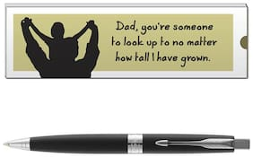 Aster Lacque Black CT BP With Dad Quote-6
