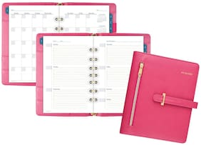 """AT-A-GLANCE Planner Starter Set Undated 5-1/2""""x8-1/2"""" Page Size RY DR111804027"""