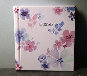 At-A-Glance Compact Address Book (Floral)
