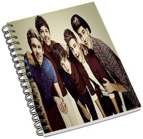 Aurra One Direction Notebook