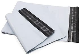AVM Pack Security Mailing Envelopes/Tamper Proof Courier Bag(23x21 inches) (Pack of 100)