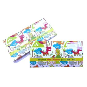 Baby Oodles Multicolor Paper Monster Shagun Envelope For Kids