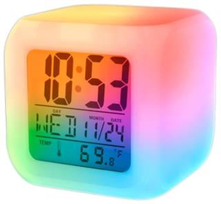 Balasons Color Changing Digital Alarm Clock