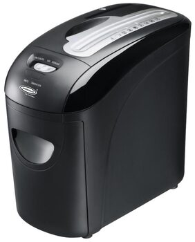Bambalio 10 sheets Cross Cut Paper /CD/DVD/ Credit Card Shredder 2 Years Warranty BCC-2700
