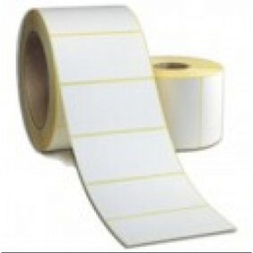 Barcode Label 38 mm X 25 mm 1up - (Pack of 20 rolls) 1500 label per roll