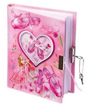 Best Deals  Notebook Personal Diary With Lock ( Assorted)