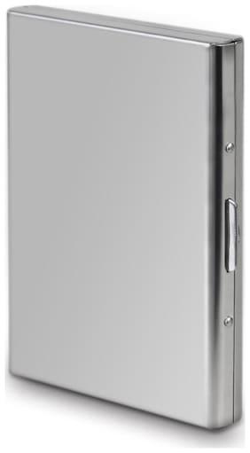 billion DEAL High Quality Silver Steel ATM 6 Card Holder