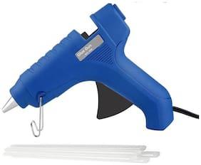 billionBAG Hot Melt DIY Glue Gun kit 40 Watt With 4 Glue Sticks For Paper & Cloth;School Projects High-Tech Qick Repairs Professional Electronic Standard Temperature Corded Glue Gun
