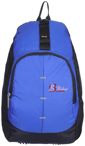 BLUTECH 28 School bag - Blue