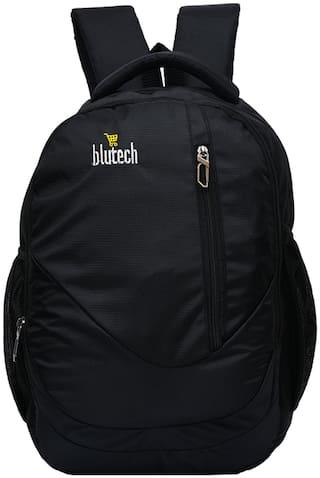 BLUTECH 36 School bag - Black