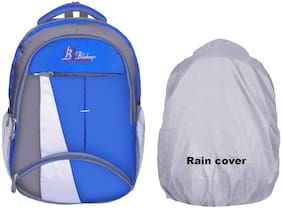 BLUTECH 36 School bag - Blue