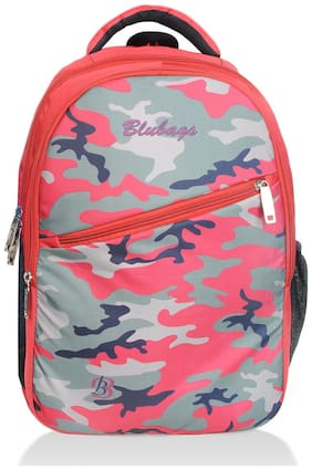 BLUTECH 36 School bag - Red